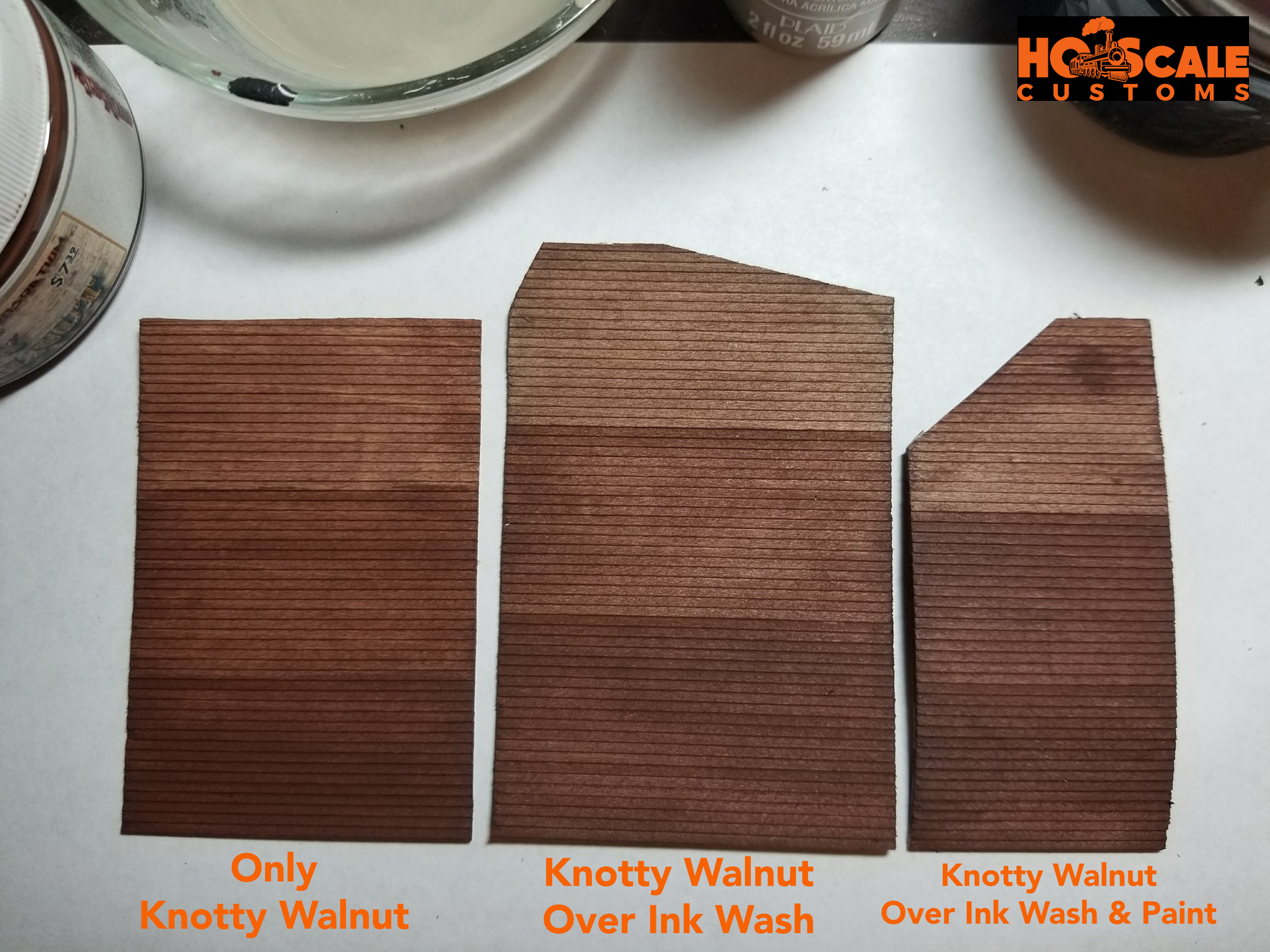 Dr. Ben's Knotty Walnut Weathering Stain Review