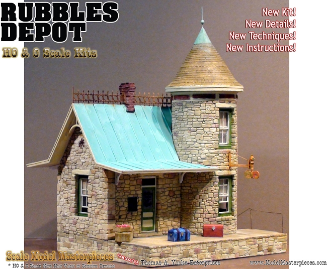 SMM3119 - Scale Model Masterpieces Craftsman Kit