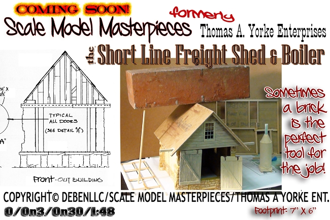 Thomas A. Yorke Enterprises is now Scale Model Masterpieces