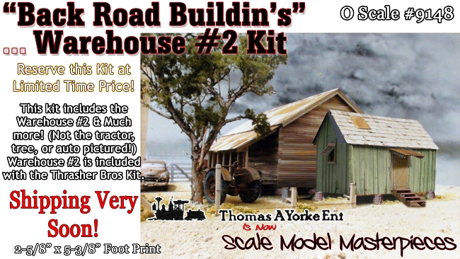 Thomas A. Yorke Enterprises/Scale Model Masterpieces
