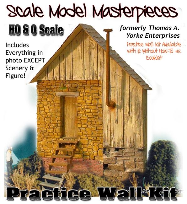 SMM3101 - Scale Model Masterpieces Craftsman Kit